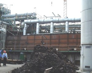 Pyrolysis, gasification